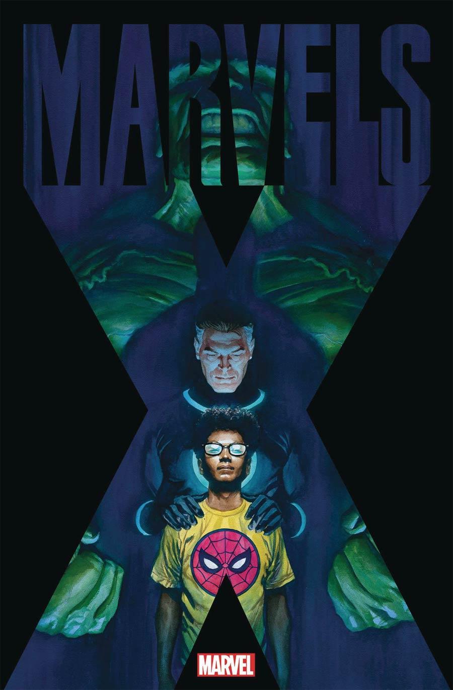 Marvels X #6 Cover A Regular Alex Ross Cover
