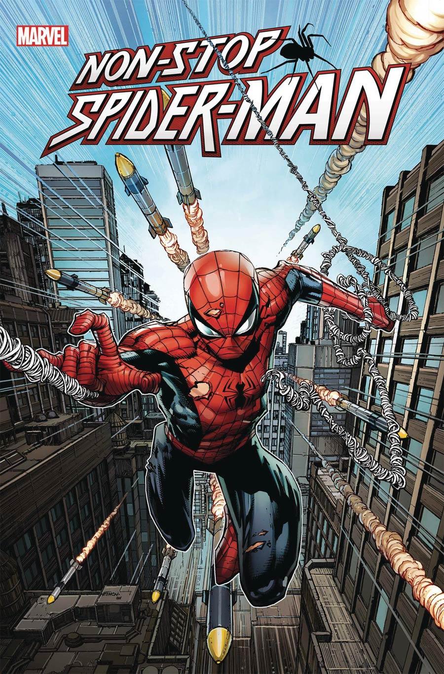 Non-Stop Spider-Man #1 Cover A Regular David Finch Cover