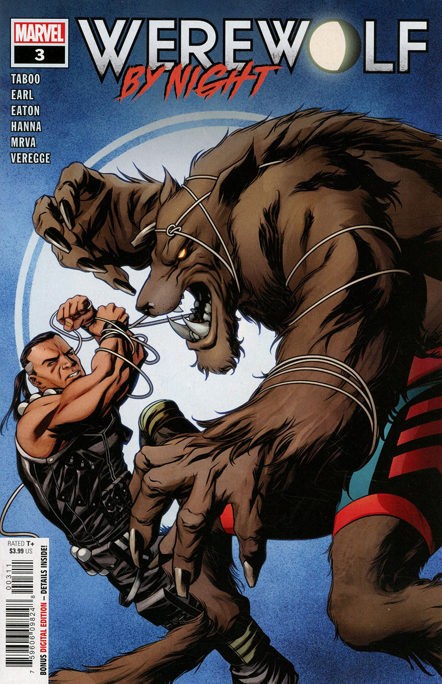 Werewolf By Night Vol 3 #3 Cover A Regular Mike McKone Cover