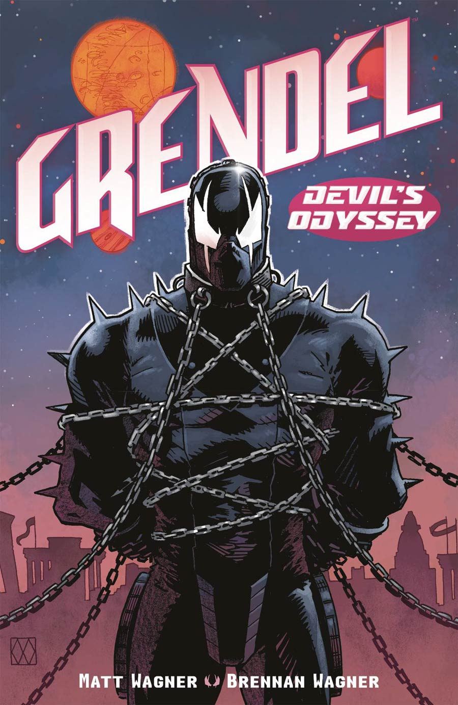 Grendel Devils Odyssey #7 Cover A Regular Matt Wagner Cover