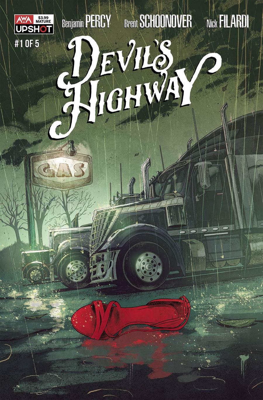 Devils Highway #1