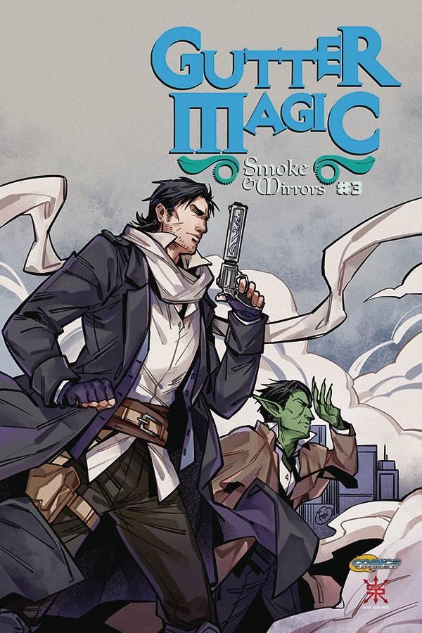 Gutter Magic Smoke & Mirrors #3