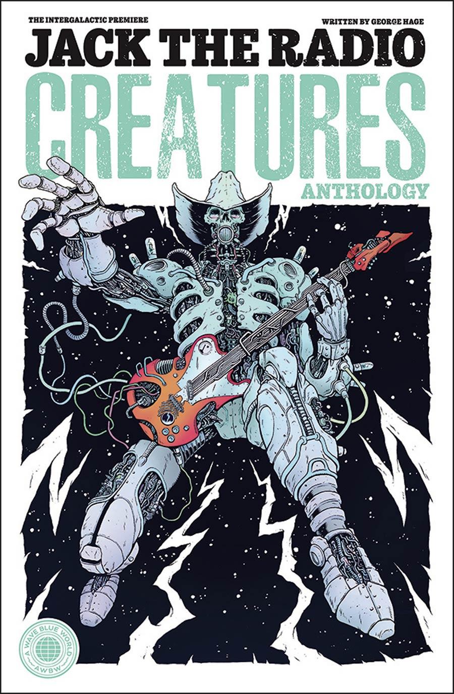 Jack The Radio Creatures Anthology One Shot
