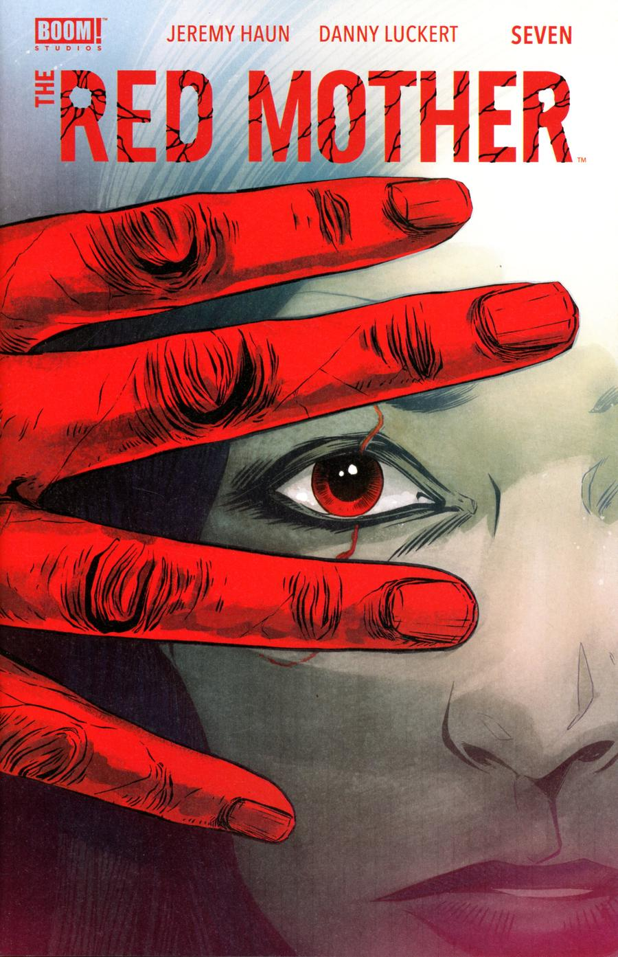 Red Mother #7 Cover A Regular Jeremy Haun Cover
