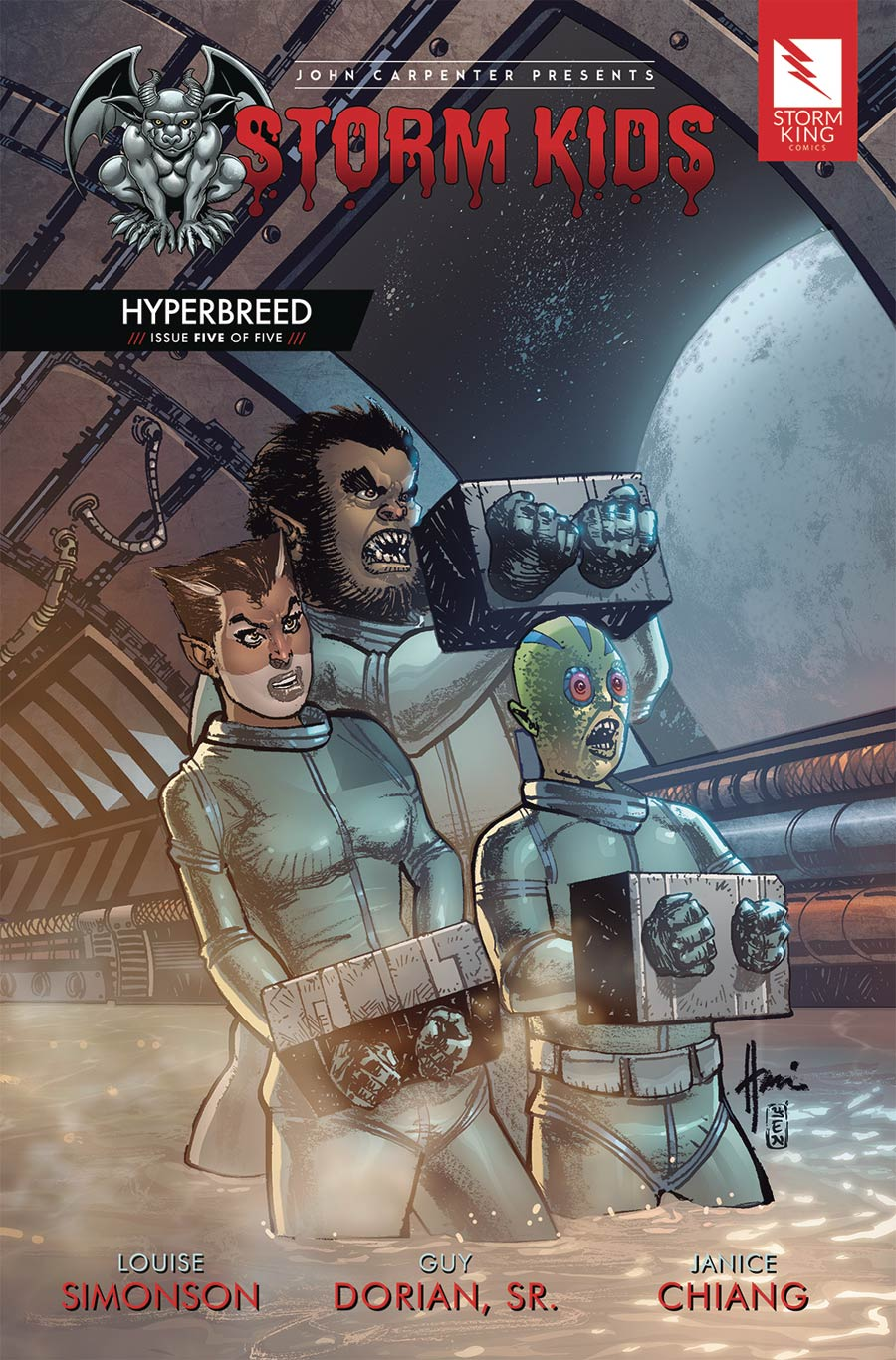 Storm Kids Hyperbreed #5