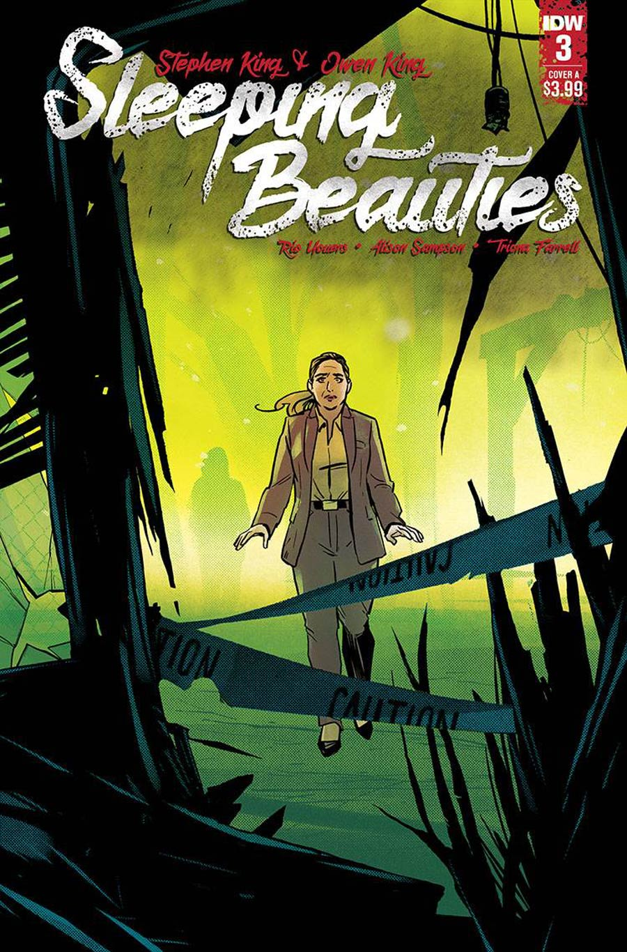 Sleeping Beauties #3 Cover A Regular Annie Wu Cover