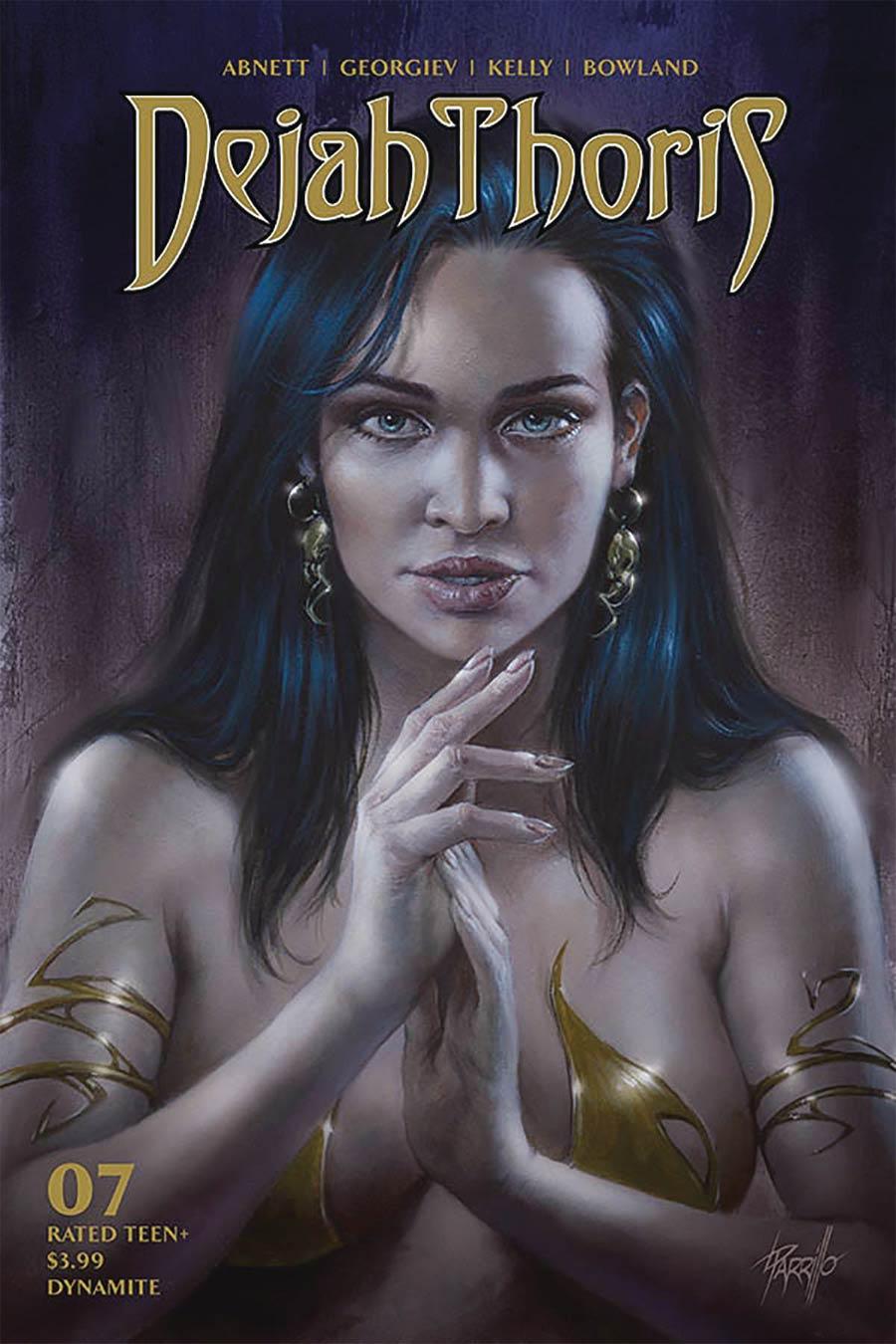 Dejah Thoris Vol 3 #7 Cover A Regular Lucio Parrillo Cover