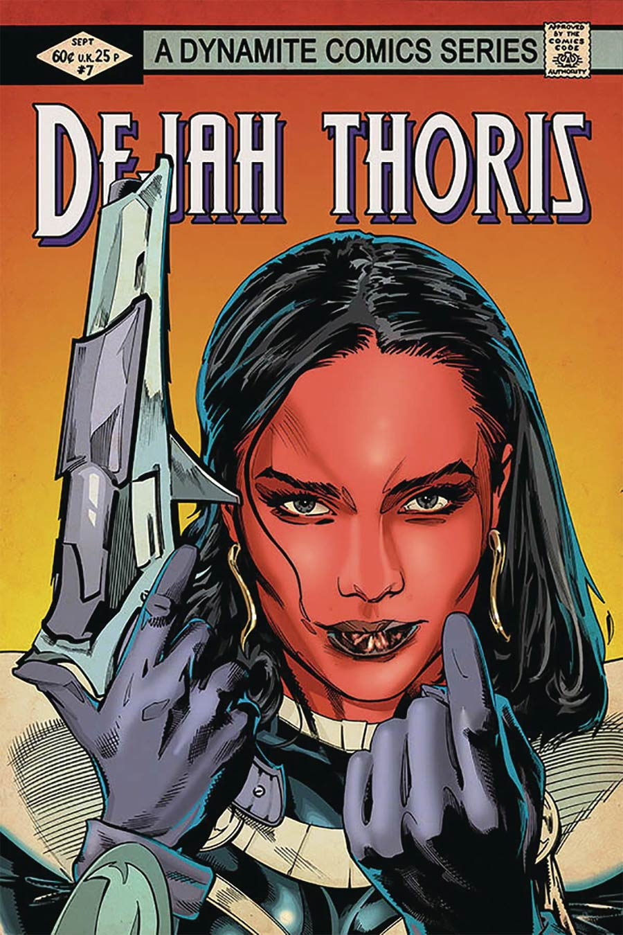 Dejah Thoris Vol 3 #7 Cover D Variant Stephen Mooney Frank Miller Homage Cover