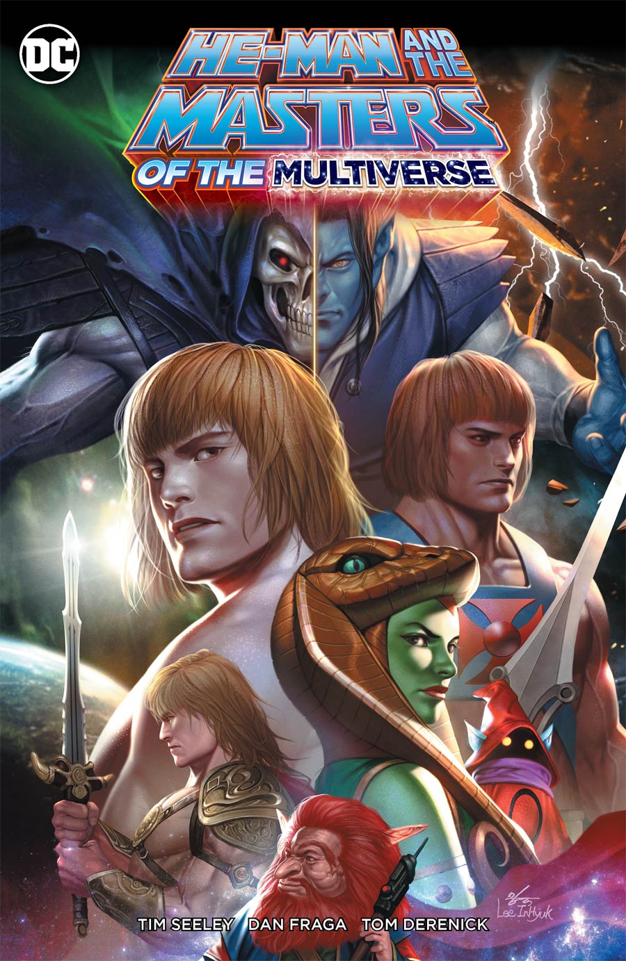 He-Man And The Masters Of The Multiverse TP