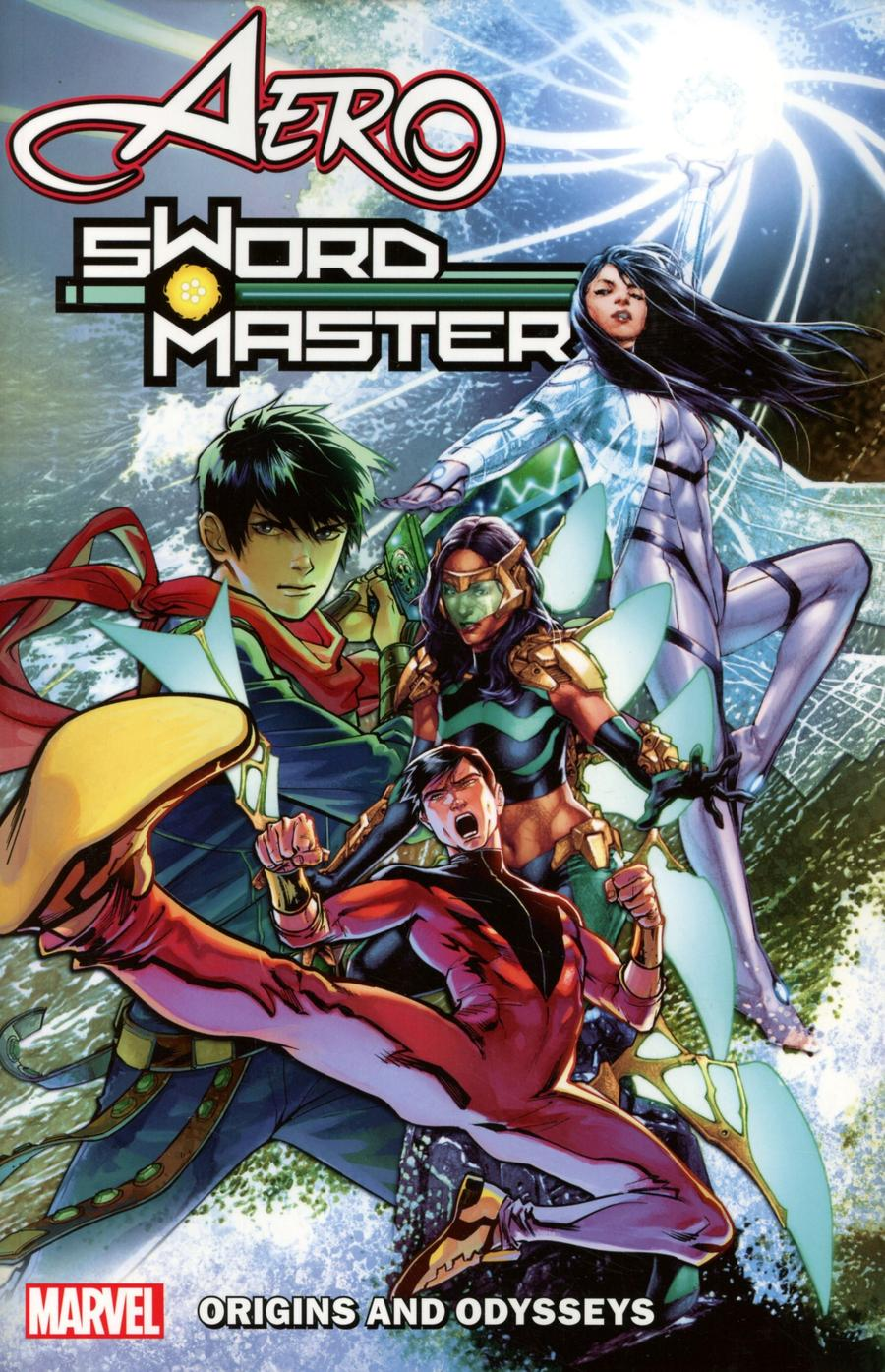 Aero & Sword Master Origins And Odysseys TP