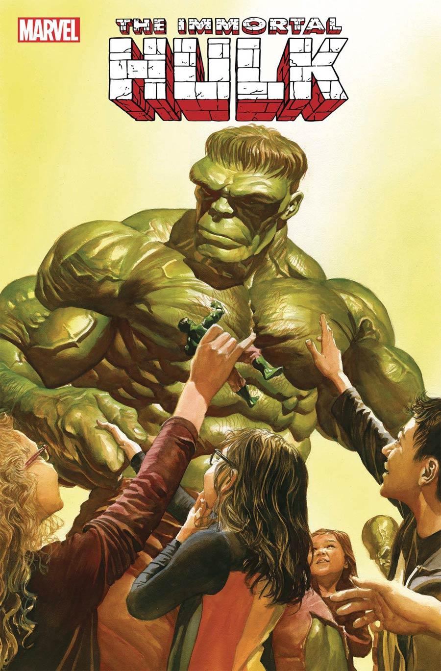 Immortal Hulk Vol 7 Hulk Is Hulk TP