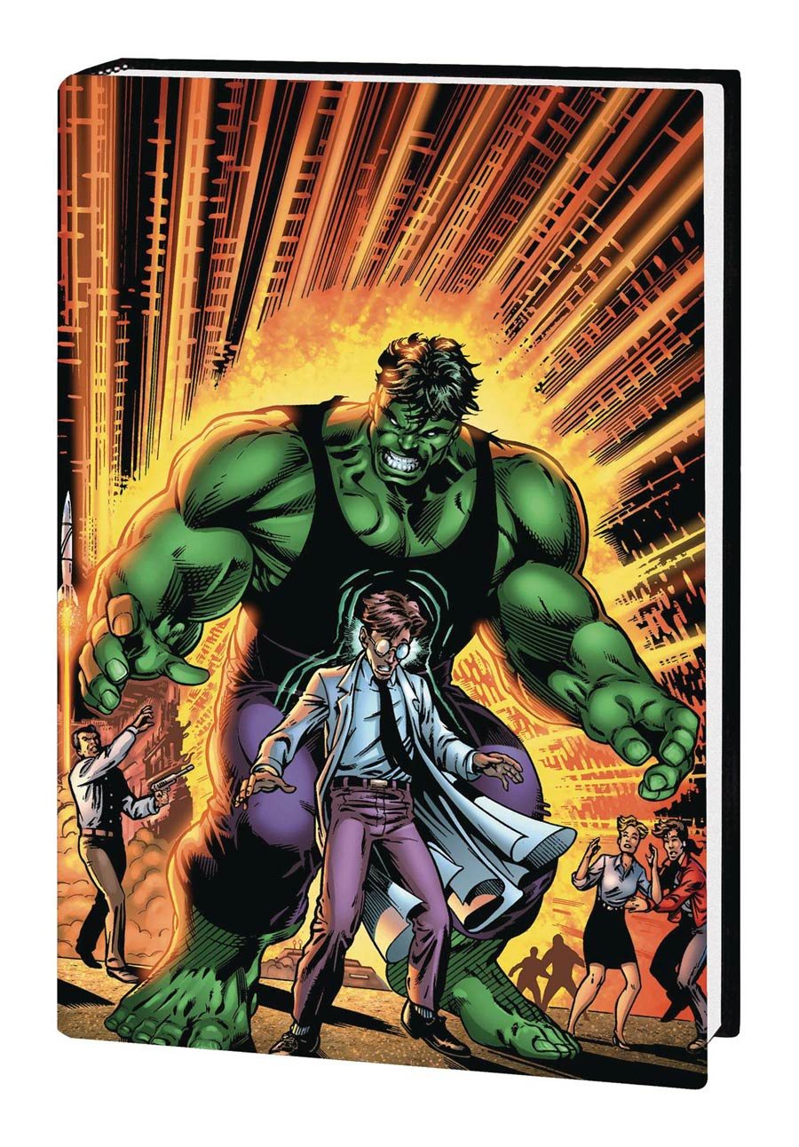 Incredible Hulk By Peter David Omnibus Vol 2 HC Direct Market Dale Keown Anniversary Variant Cover