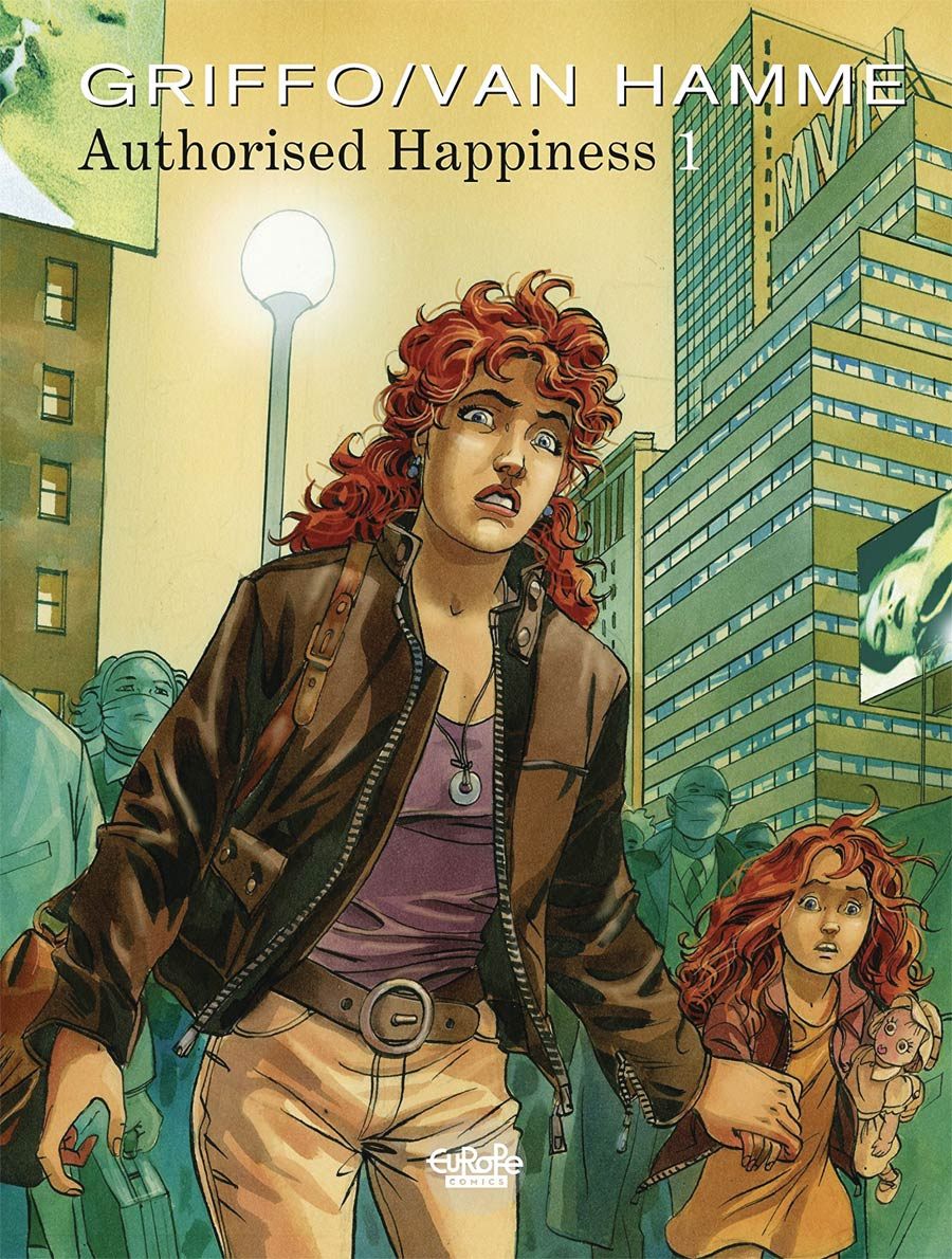 Authorised Happiness Vol 1 GN