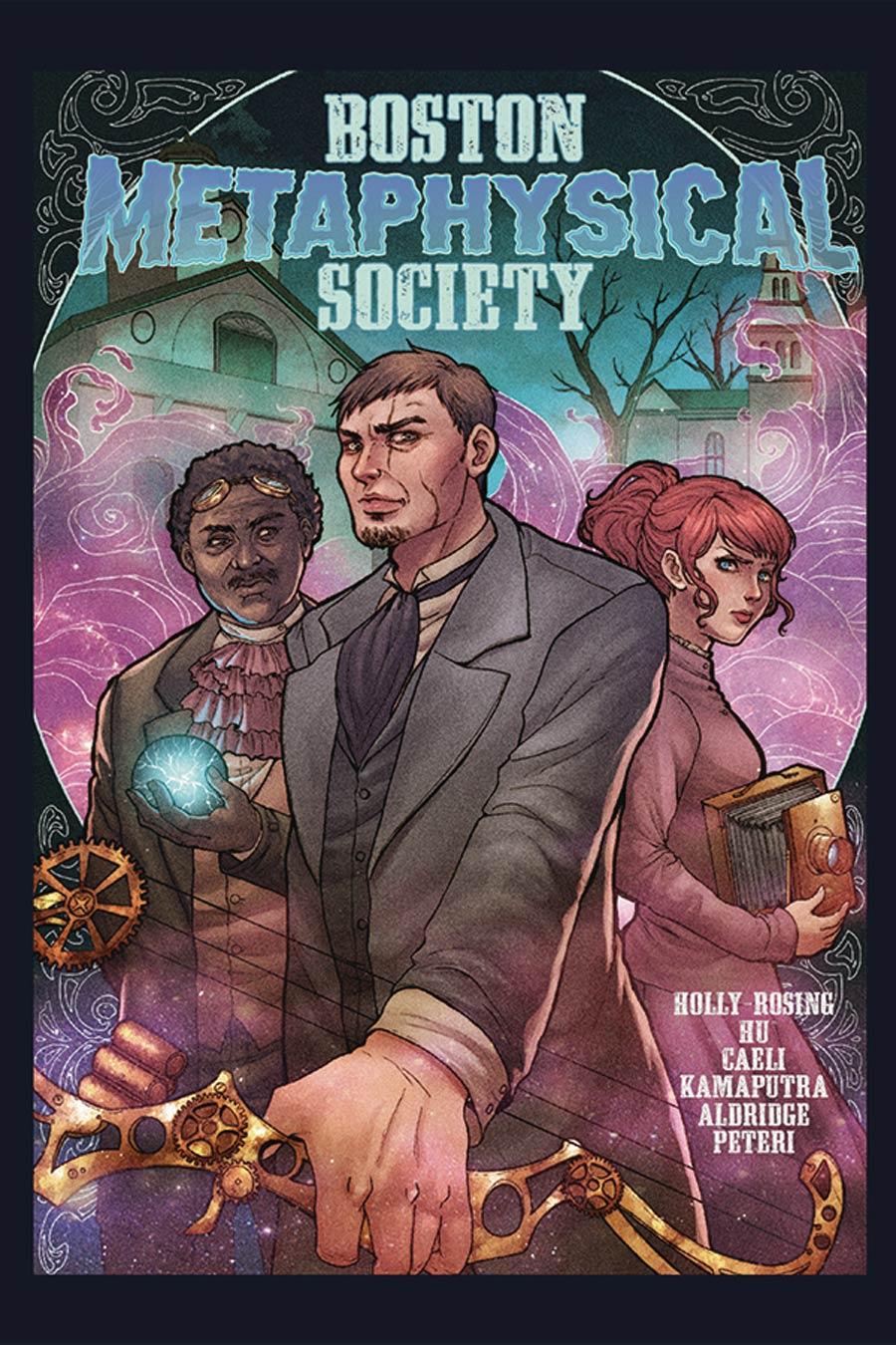Boston Metaphysical Society TP