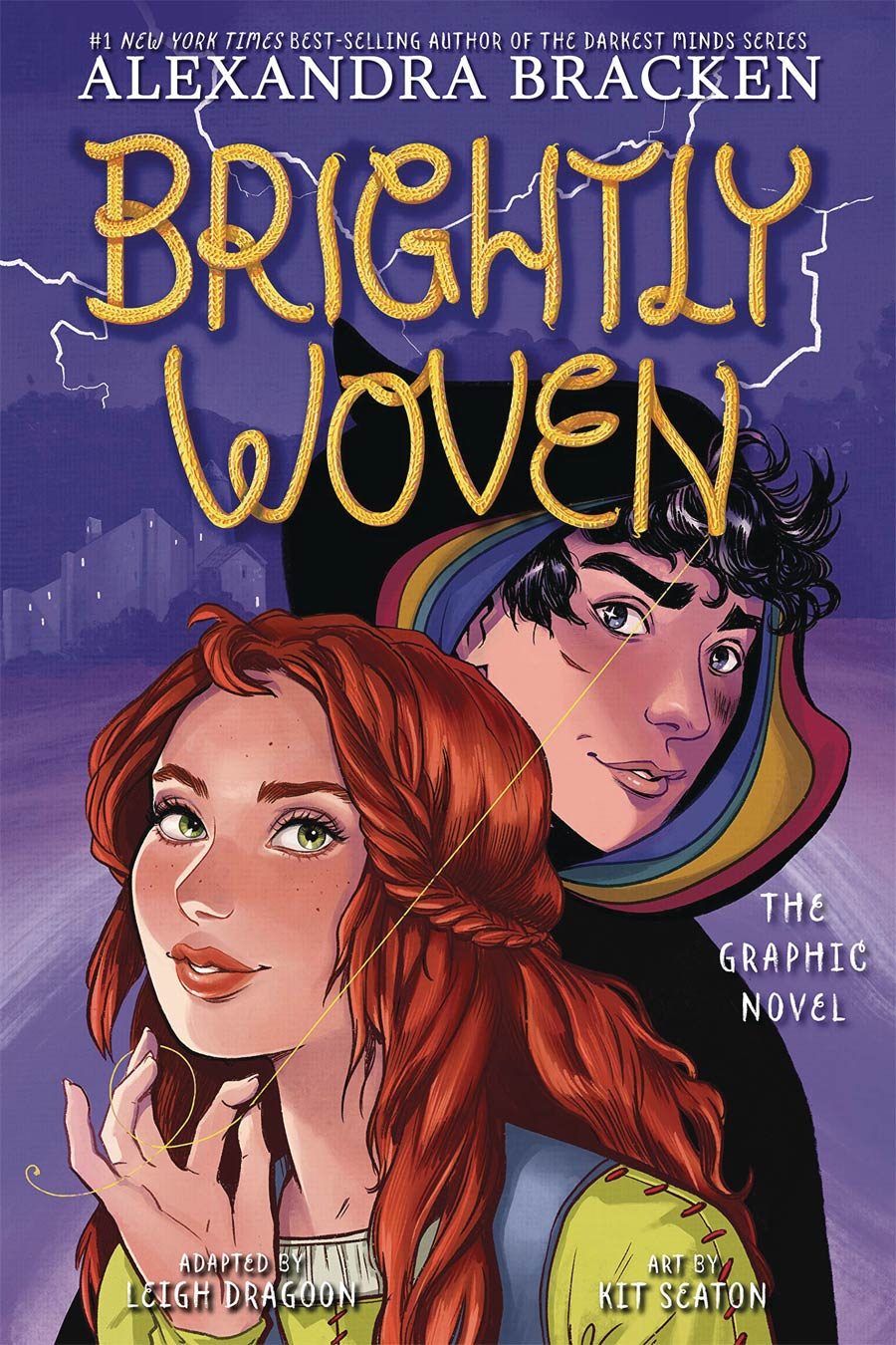 Brightly Woven The Graphic Novel TP
