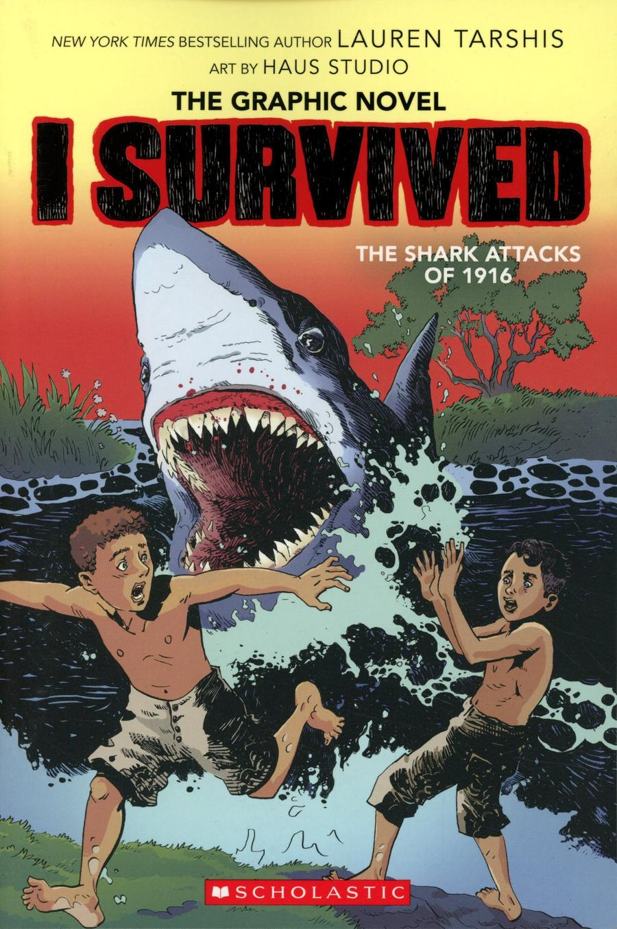 I Survived The Shark Attack Of 1916 TP