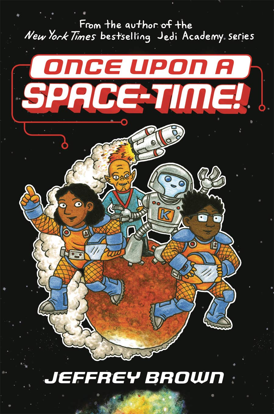 Once Upon A Space-Time HC