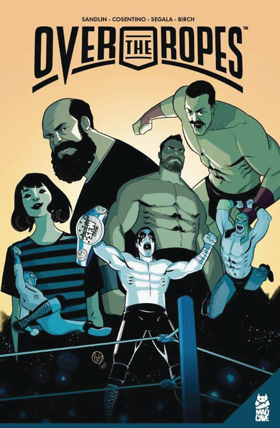Over The Ropes Vol 1 TP