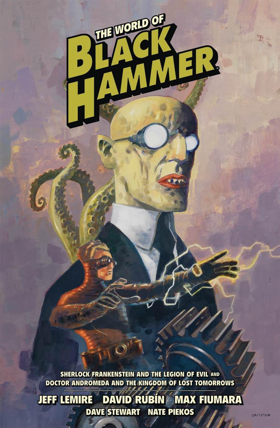 World Of Black Hammer Library Edition Vol 1 HC