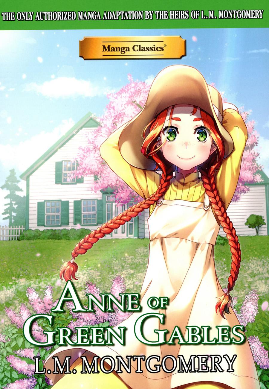 Manga Classics Anne Of Green Gables TP