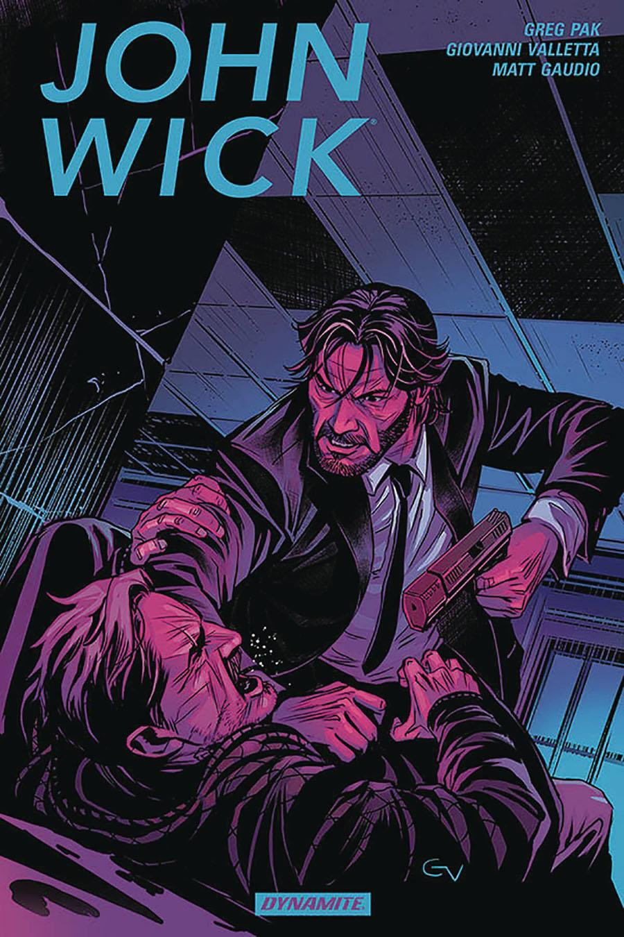 John Wick Vol 1 TP