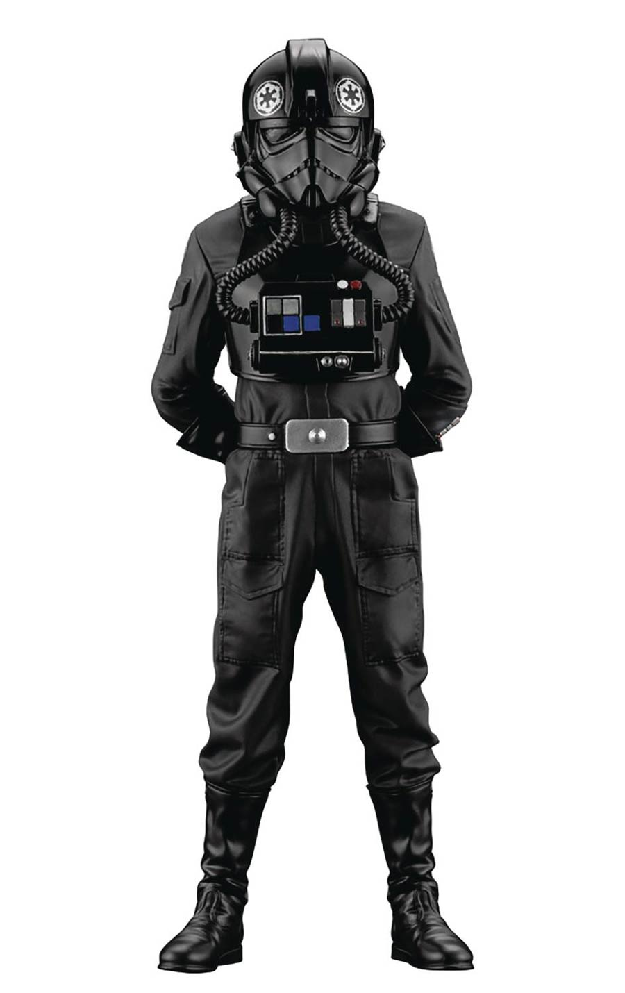 Star Wars A New Hope TIE Fighter Pilot ARTFX Plus Statue
