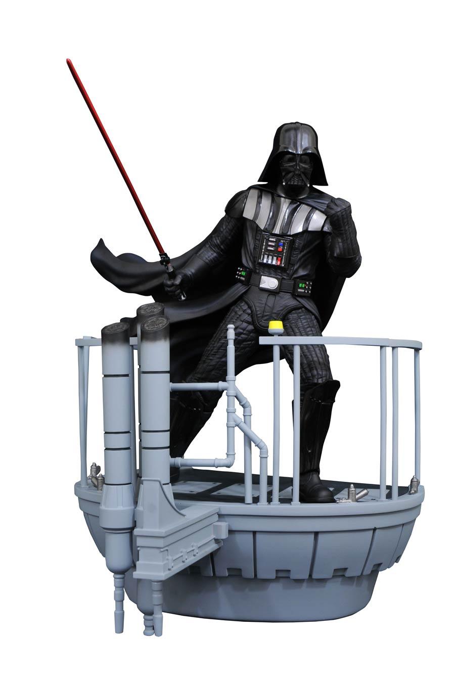 Star Wars Milestones Empire Strikes Back Darth Vader 1/6 Scale Statue