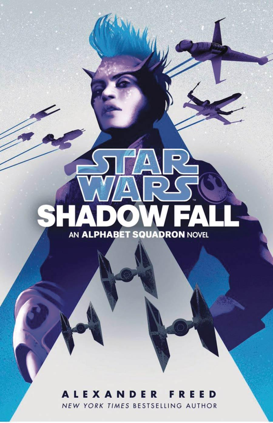 Star Wars Shadow Fall An Alphabet Squadron Novel HC