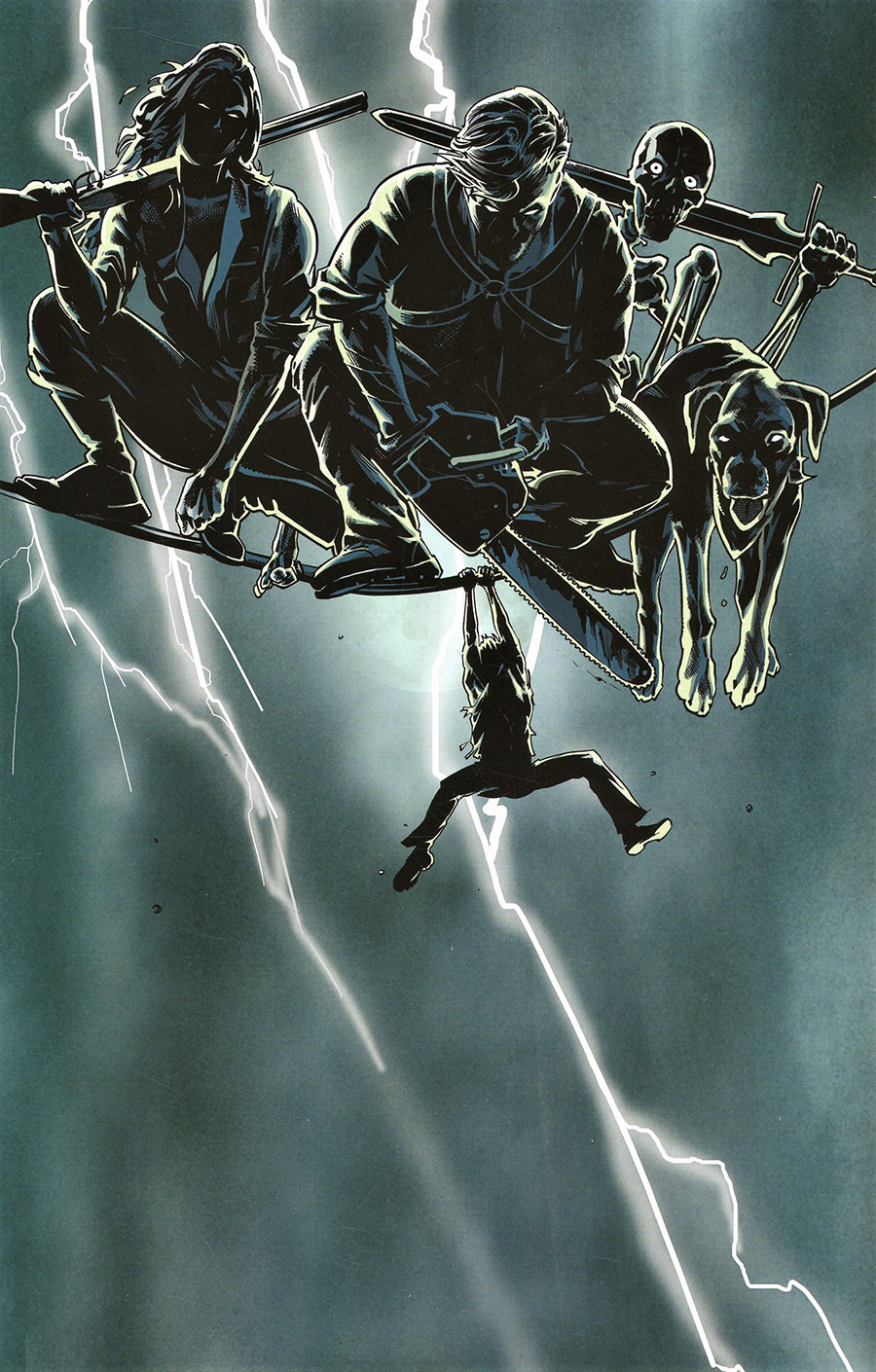 Death To The Army Of Darkness #5 Cover H Incentive Stephen Mooney Frank Miller Homage Virgin Cover