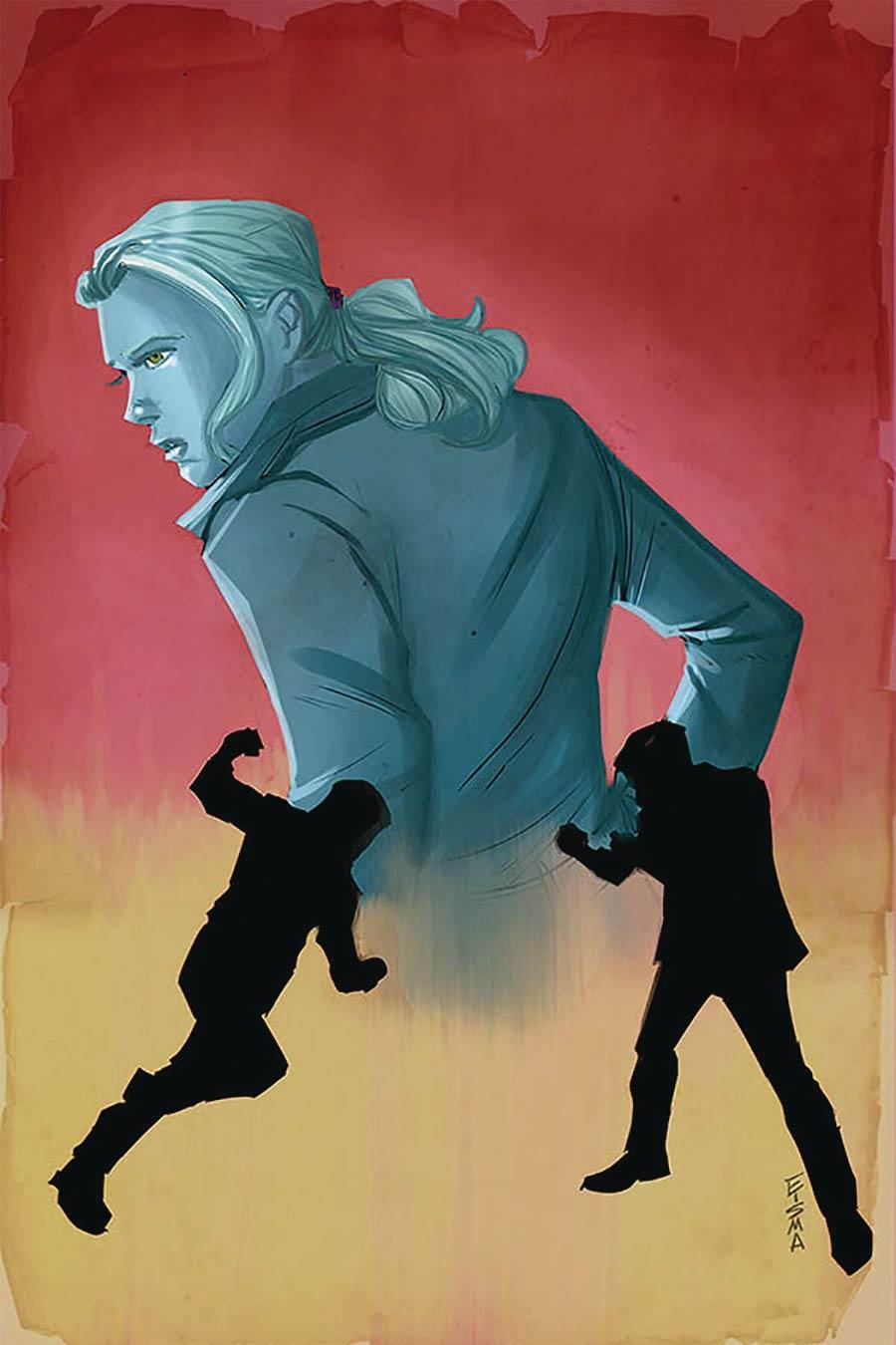 Nancy Drew And The Hardy Boys Death Of Nancy Drew #3 Cover C Incentive Joe Eisma Virgin Cover