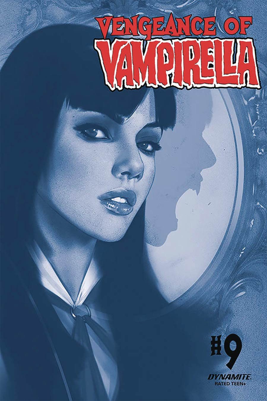 Vengeance Of Vampirella Vol 2 #9 Cover O Incentive Ben Oliver Tint Cover