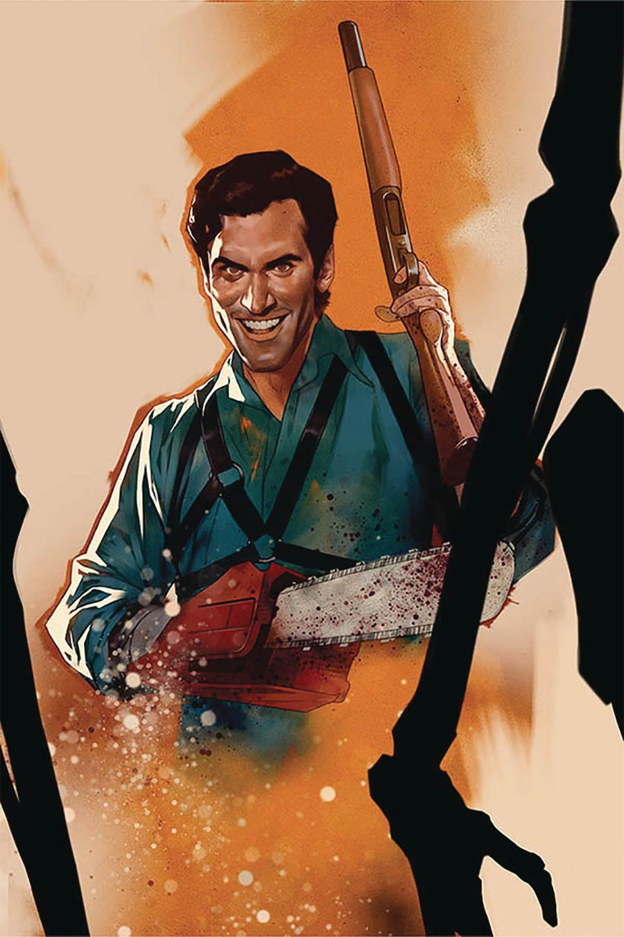Death To The Army Of Darkness #5 Cover N Limited Edition Ben Oliver Virgin Cover