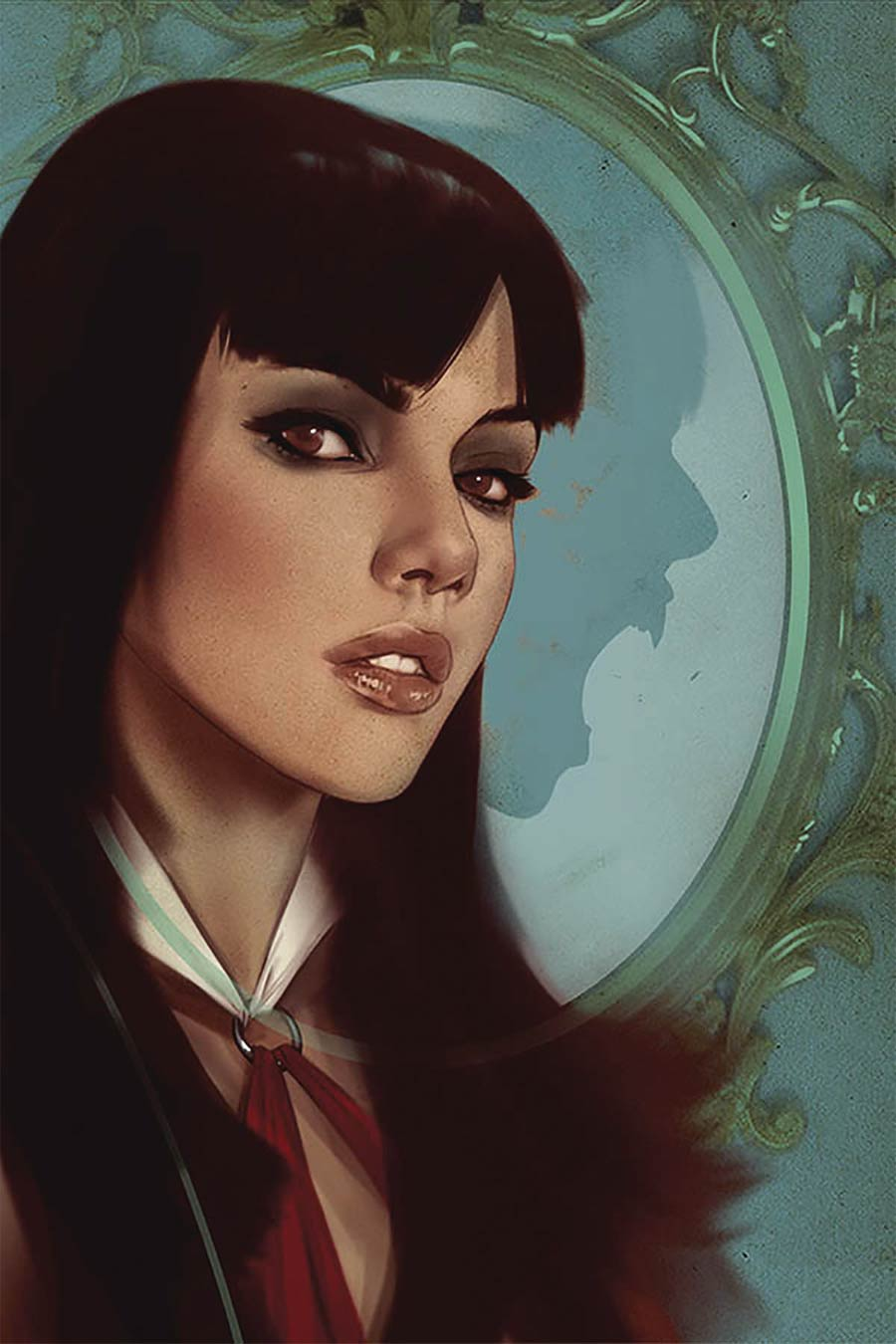 Vengeance Of Vampirella Vol 2 #9 Cover Q Limited Edition Ben Oliver Virgin Cover