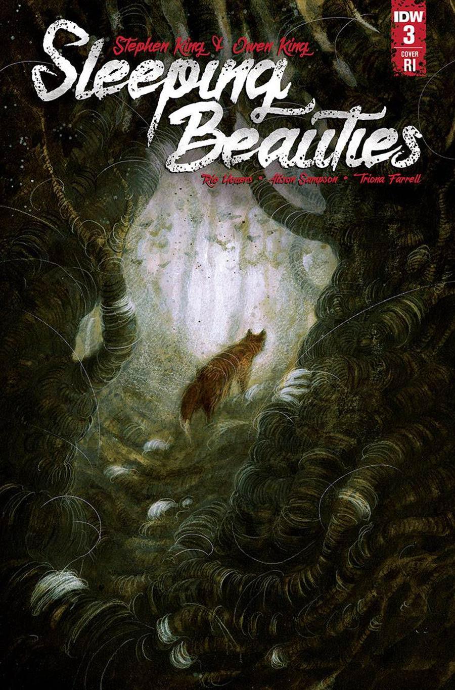 Sleeping Beauties #3 Cover C Incentive Jana Heidersdorf Variant Cover