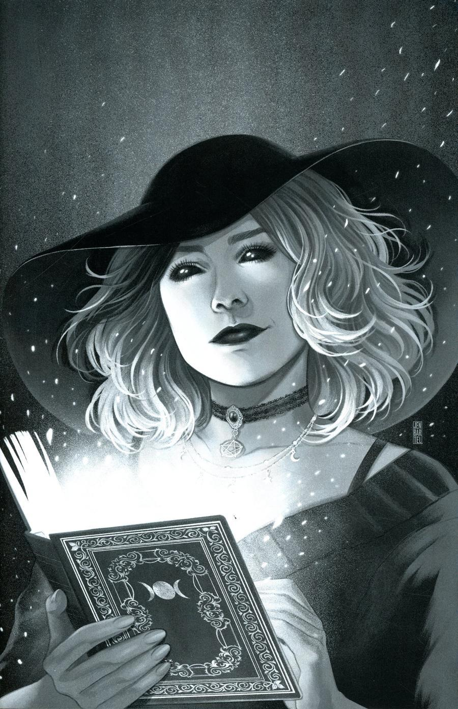 Buffy The Vampire Slayer Willow #1 Cover D Incentive Jen Bartel Variant Cover