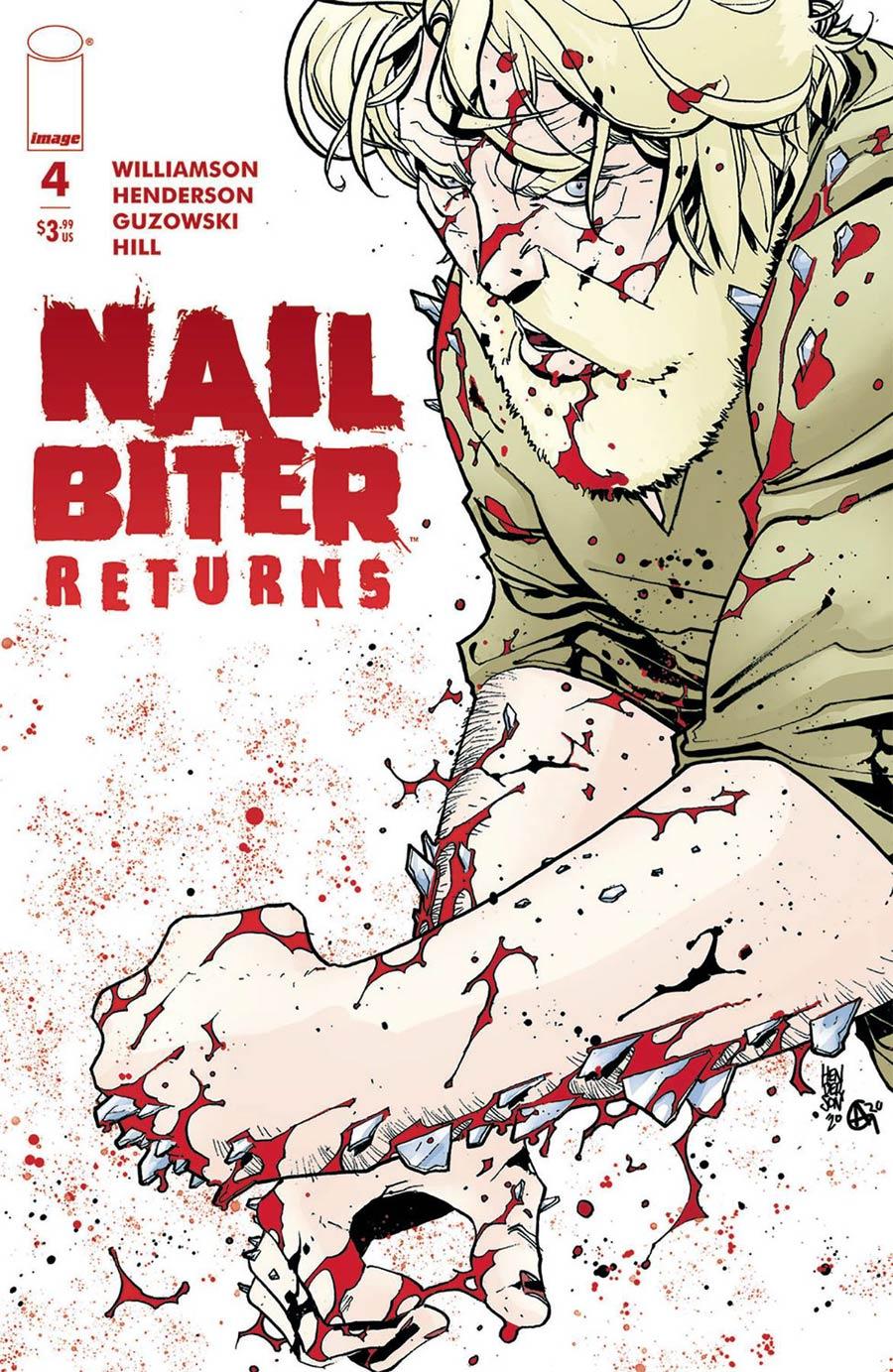 Nailbiter Returns #4