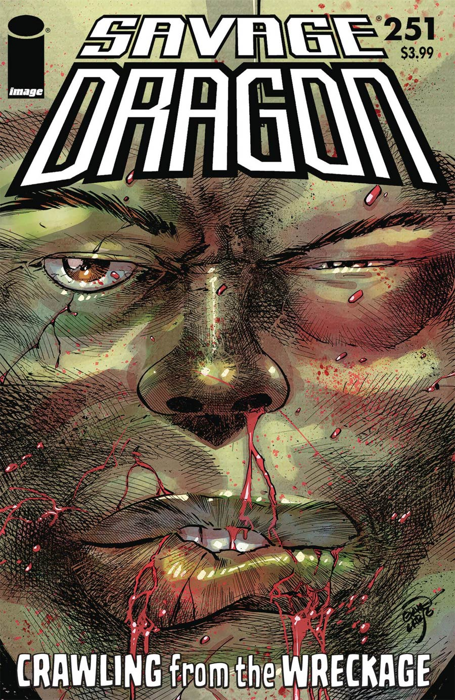 Savage Dragon Vol 2 #251
