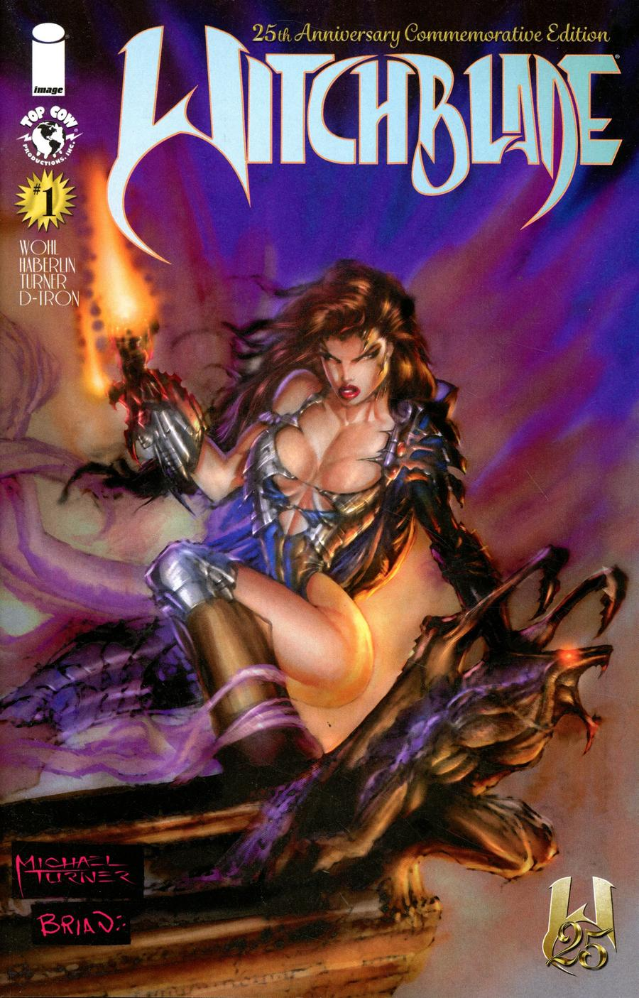 Witchblade 25th Anniversary Edition #1