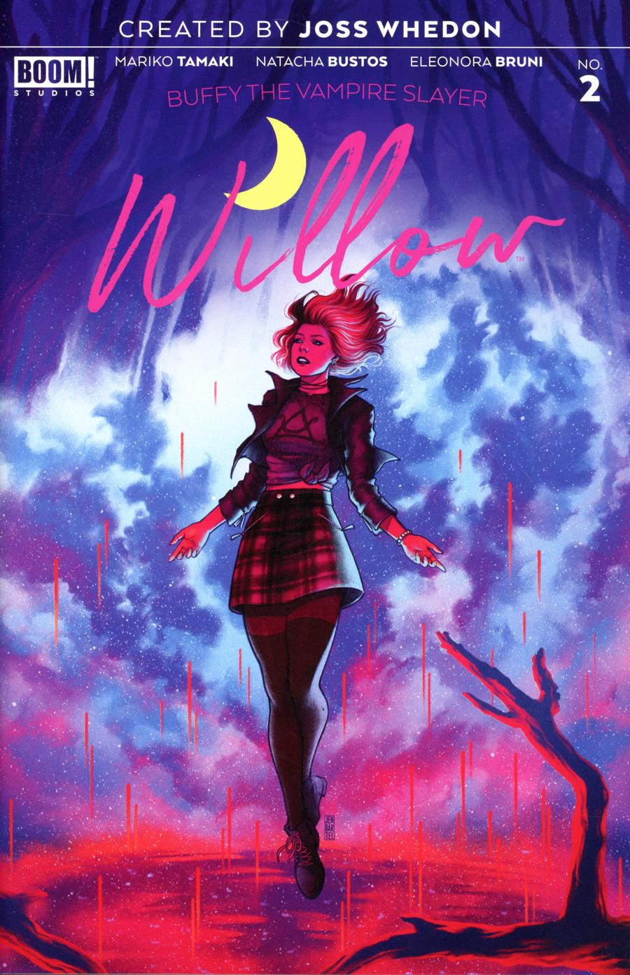 Buffy The Vampire Slayer Willow #2 Cover A Regular Jen Bartel Cover