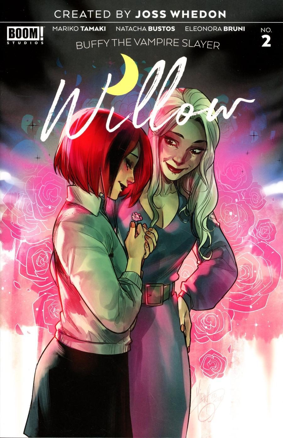 Buffy The Vampire Slayer Willow #2 Cover B Variant Mirka Andolfo Cover