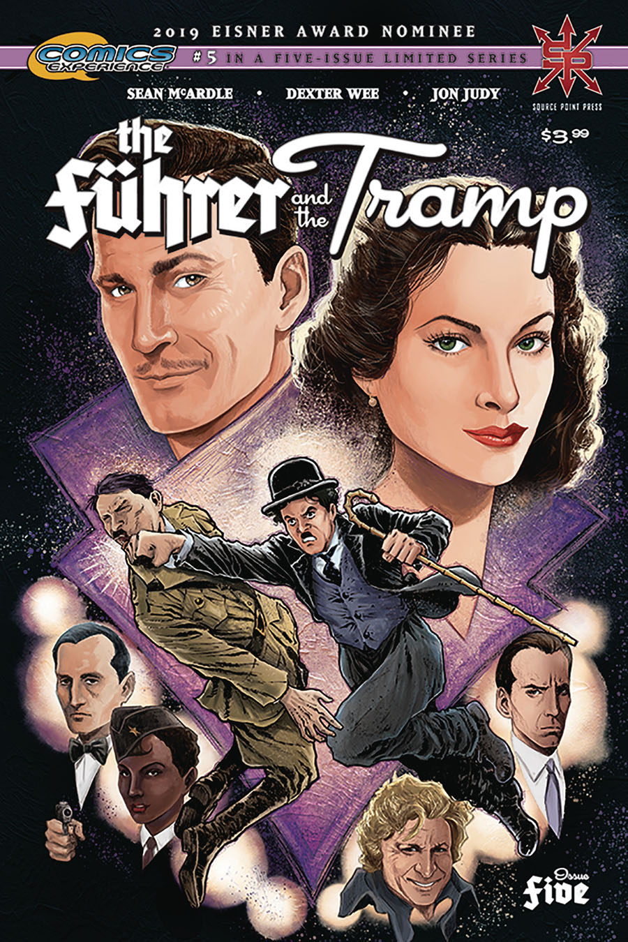 Fuhrer And The Tramp #5
