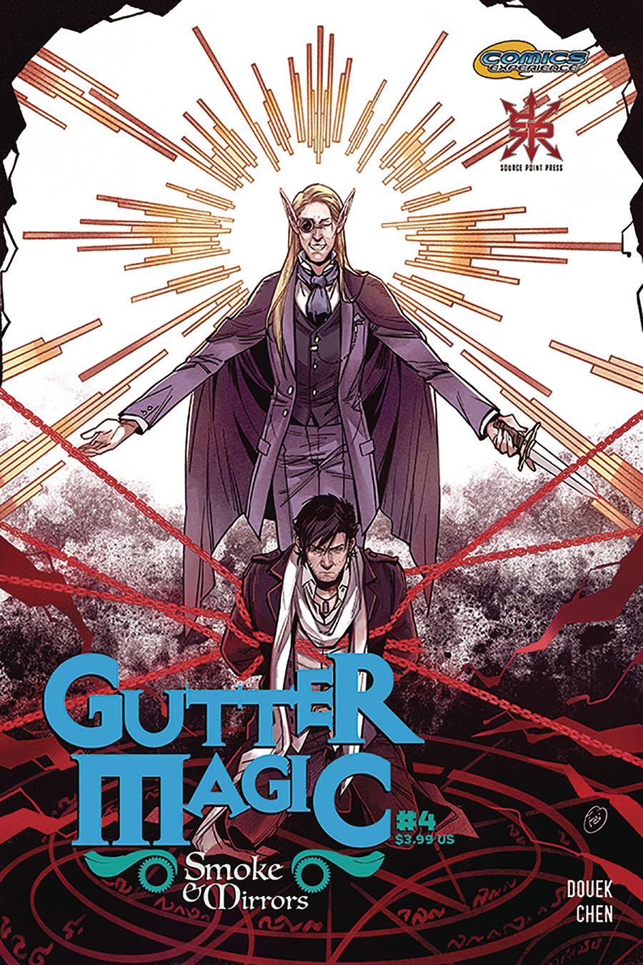 Gutter Magic Smoke & Mirrors #4