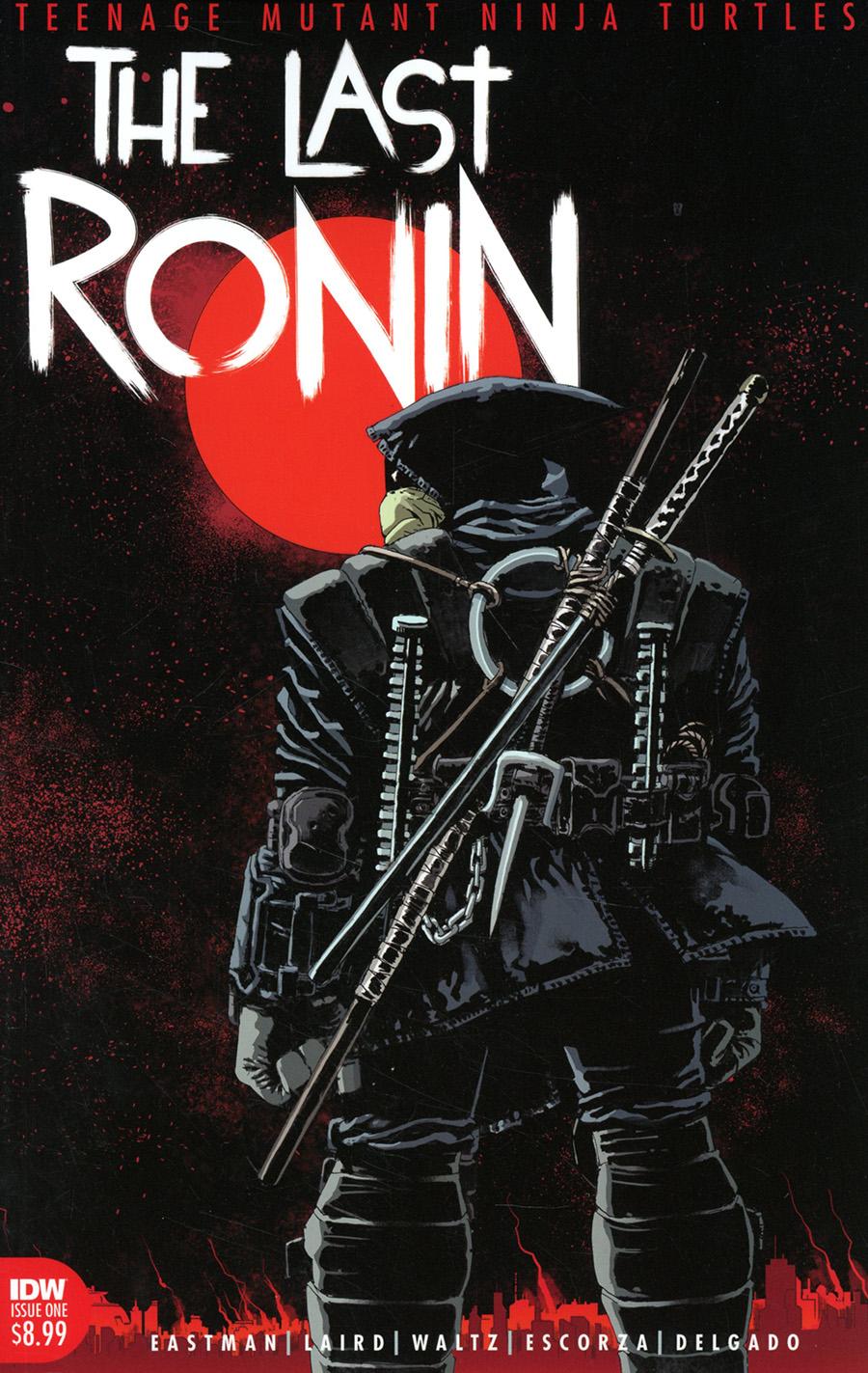 Teenage Mutant Ninja Turtles Last Ronin #1 Cover A Regular Andy Kuhn & Kevin Eastman Cover