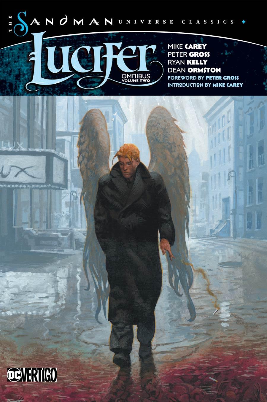 Lucifer Omnibus Vol 2 HC
