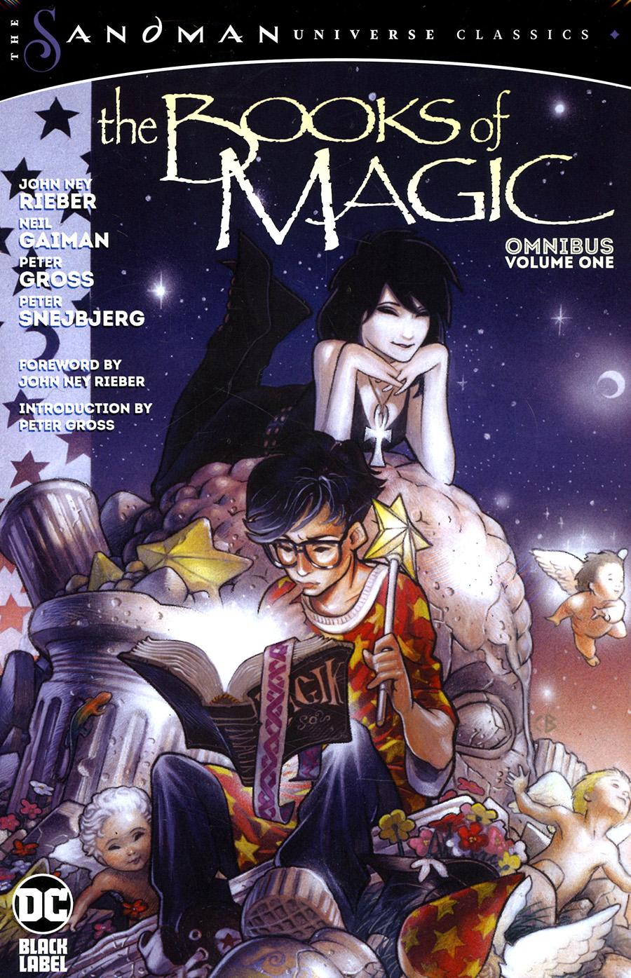 Books Of Magic Omnibus Vol 1 HC