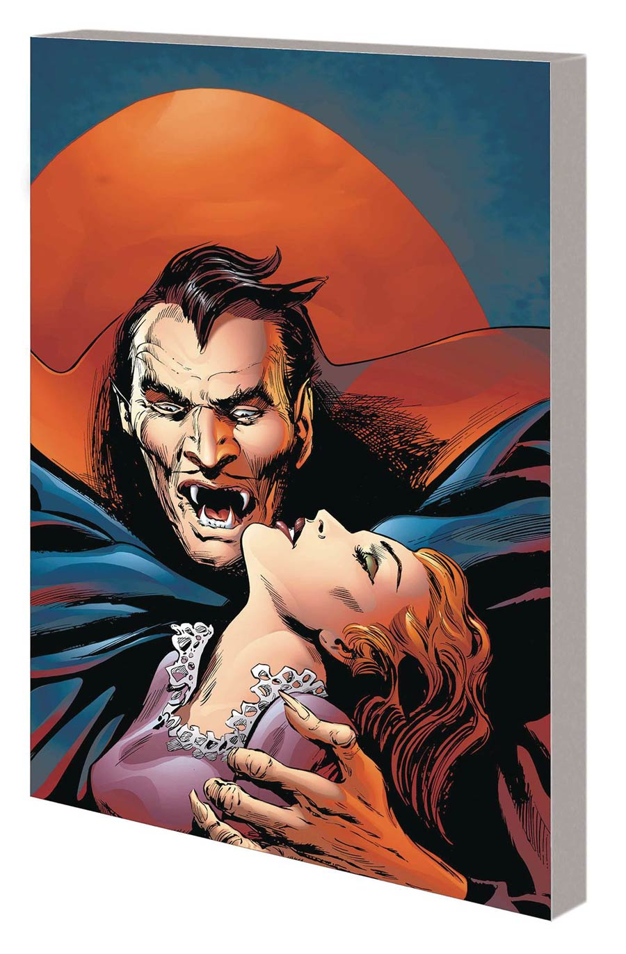 Tomb Of Dracula Complete Collection Vol 4 TP