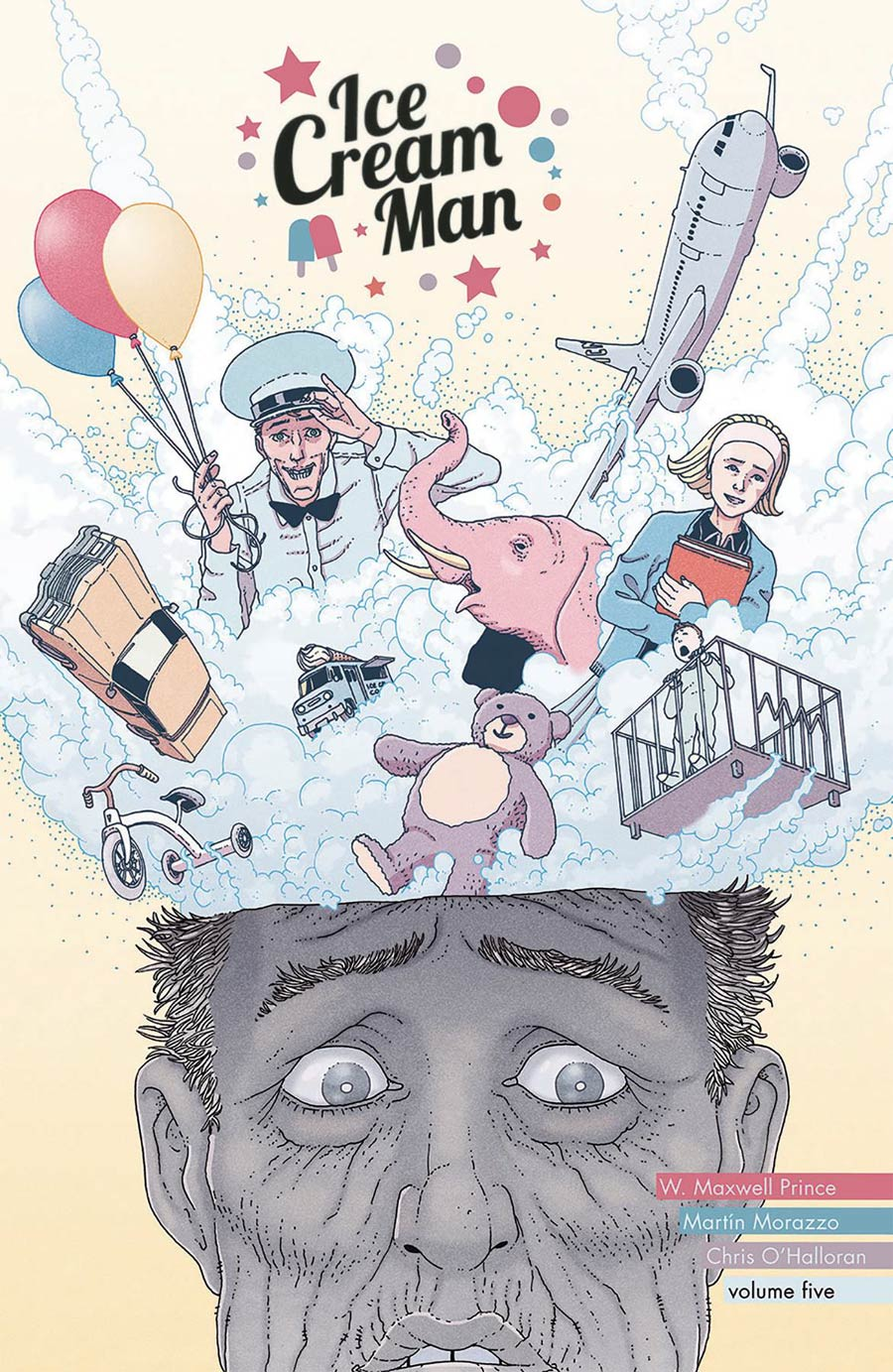 Ice Cream Man Vol 5 Other Confections TP