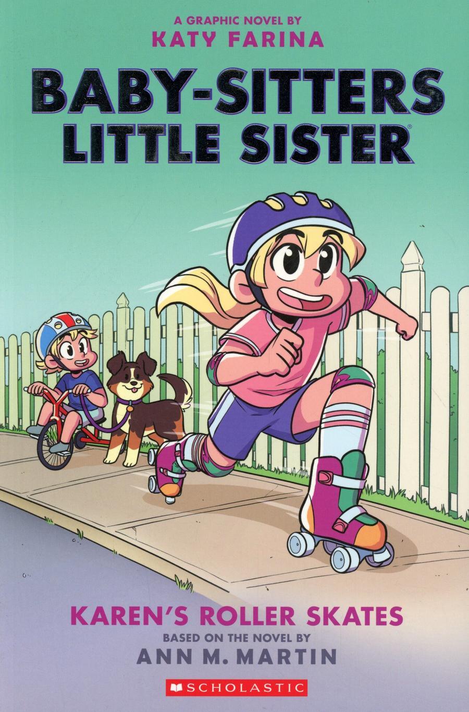 Baby-Sitters Little Sister Vol 2 Karens Roller Skates TP