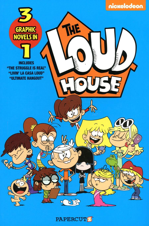 Loud House 3-In-1 Vol 3 GN