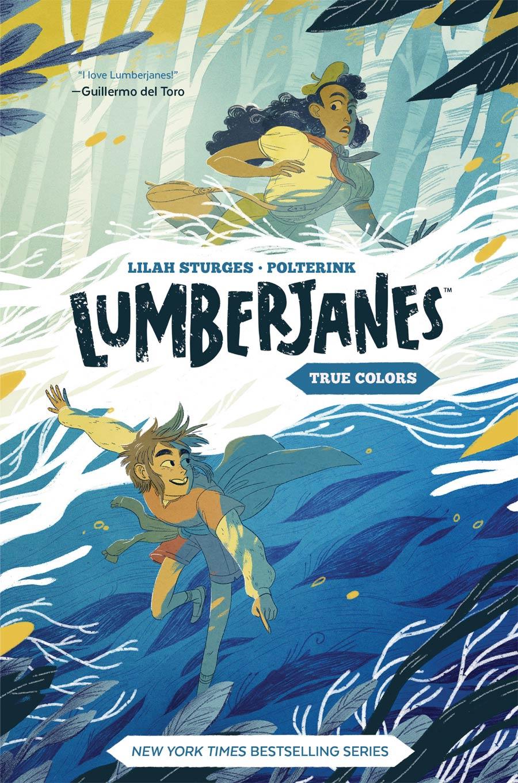 Lumberjanes Original Graphic Novel Vol 3 True Colors TP